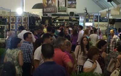 Intercaza cierra sus puertas con cerca de 40.000 visitantes en su XIX edición