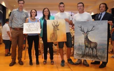 IV Concurso de pintura rápida