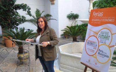 Intercaza, FIMART y la Feria de los Municipios llegarán un año más al Palacio de la Merced