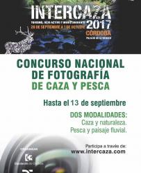 Publicadas las bases del Concurso de Fotografía de Caza y Pesca Intercaza 2017