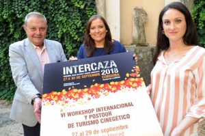 Intercaza acercará la riqueza cinegética de Córdoba a una quincena de profesionales y medios especializados