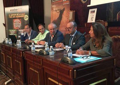 Mesa Redonda Sobre ética y tradición en la montería española